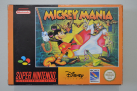 SNES Mickey Mania [Compleet]