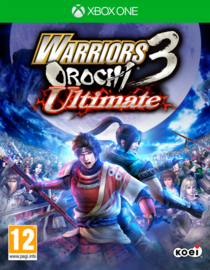 Xbox One Warriors Orochi 3 Ultimate [Nieuw]