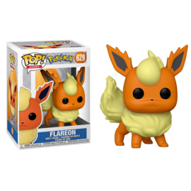 Pokemon Funko Pop Flareon #629 [Nieuw]