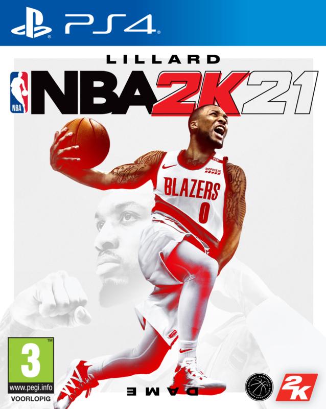 Ps4 NBA 2k21 [Nieuw]