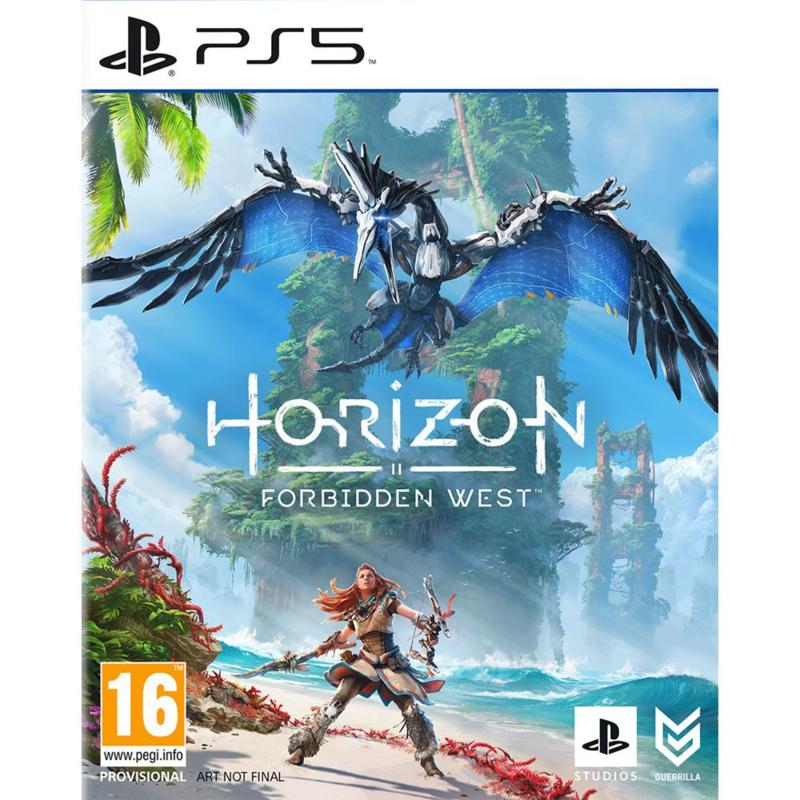 PS5 Horizon Forbidden West / Horizon II Forbidden West + Pre-Order DLC [Pre-Order]