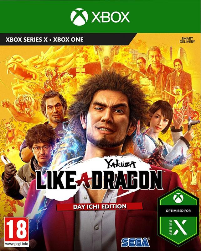 Xbox Yakuza Like a Dragon Day Ichi Edition (Yakuza 7) (Xbox Series X) [Nieuw]