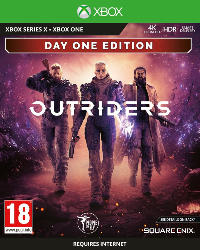 Xbox Outriders Day One Edition (Xbox One/Xbox Series X) [Nieuw]