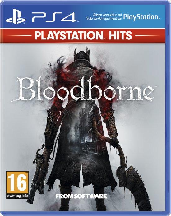Ps4 Bloodborne (Playstation Hits) [Nieuw]
