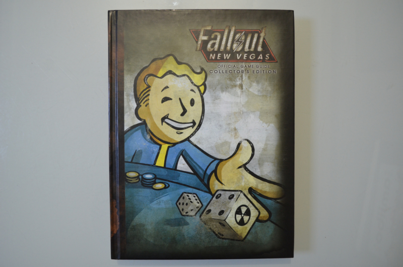 Fallout New Vegas Official Game Guide Collector's Edition