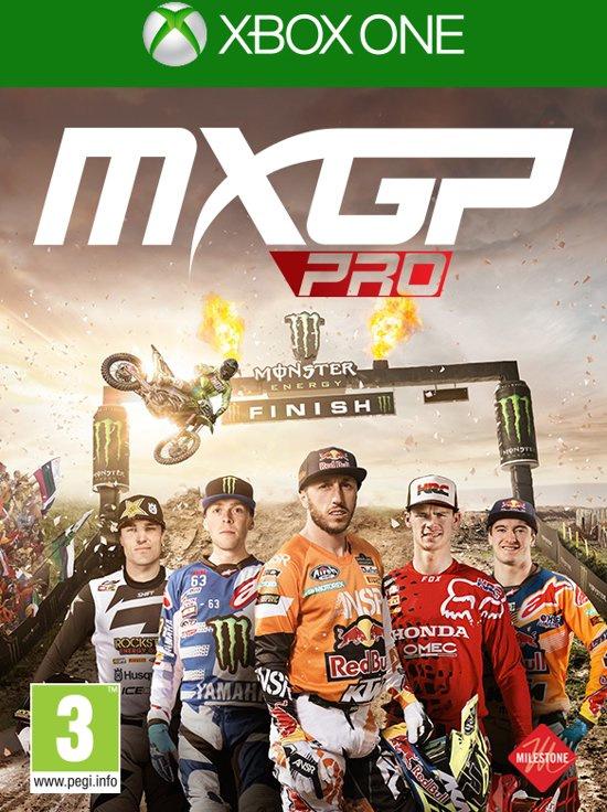 Xbox One MXGP Pro [Nieuw]