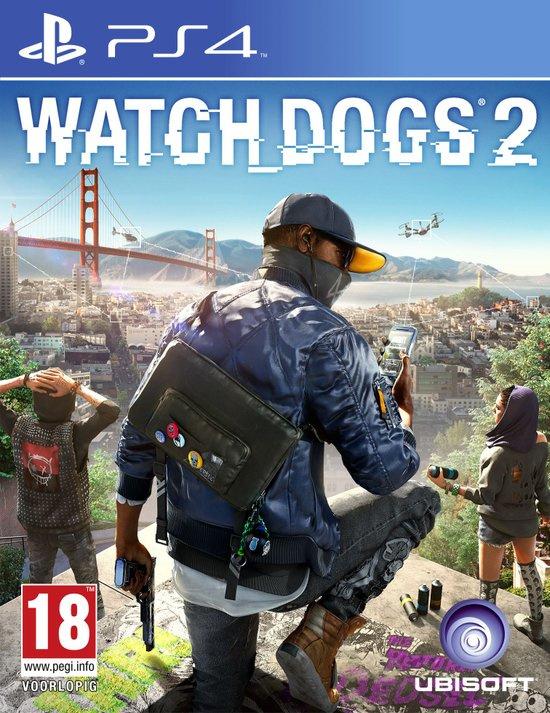 Ps4 Watch Dogs 2 [Nieuw]