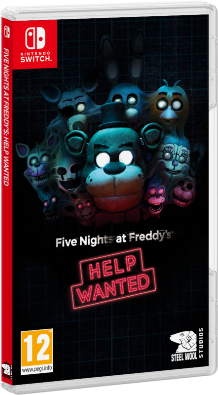 Switch Five Nights At Freddy's Help Wanted [Nieuw]