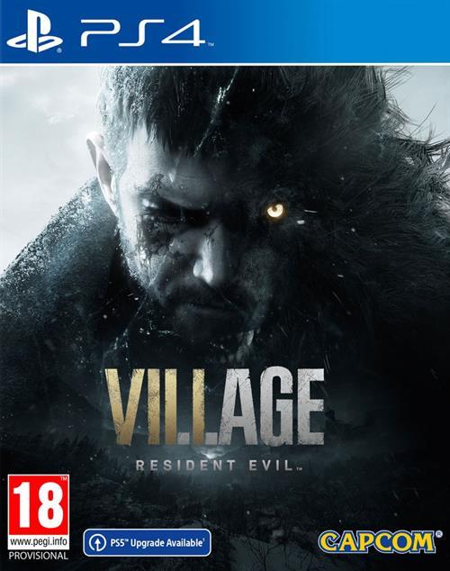 PS4 Resident Evil 8 Village [Pre-Order]