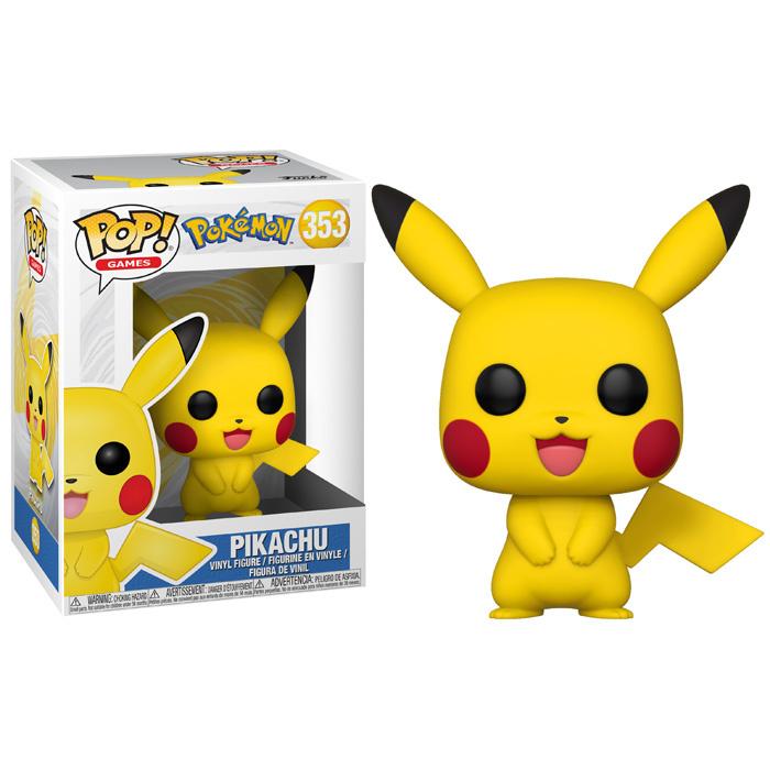 Pokemon Funko Pop - Pikachu #353 [Nieuw]