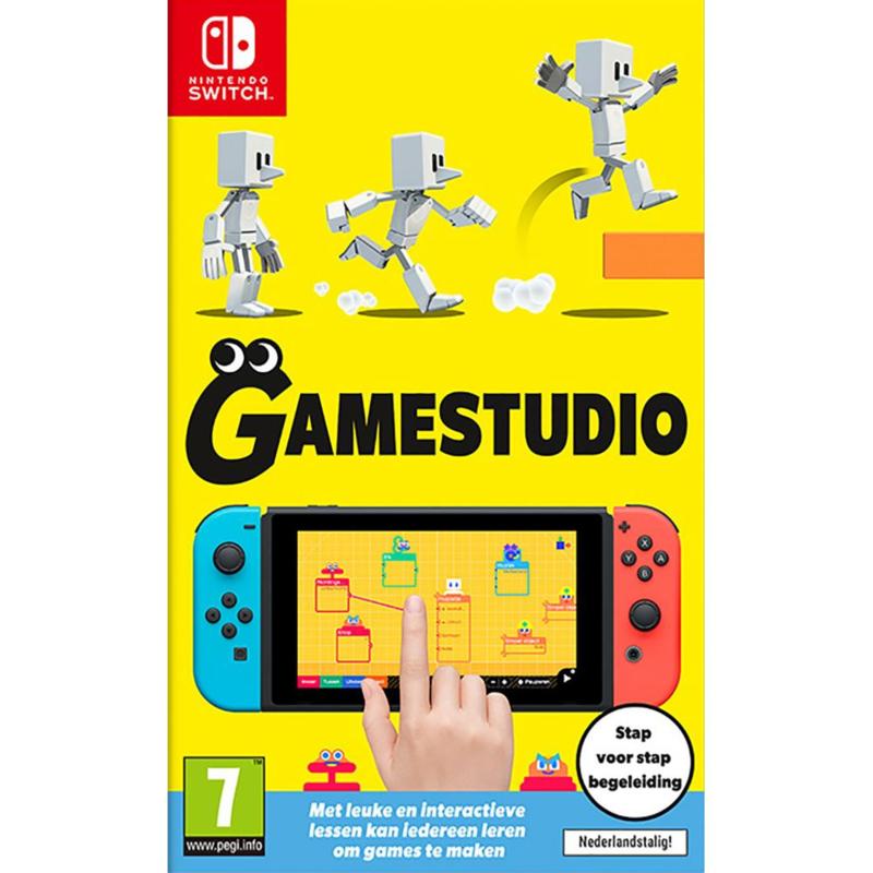 Switch Gamestudio (Game Builder Garage) [Nieuw]