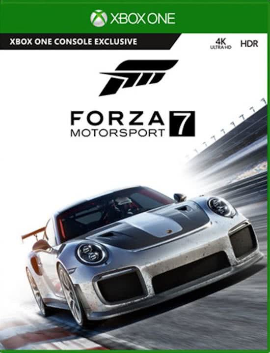 Xbox One Forza Motorsport 7 [Nieuw]