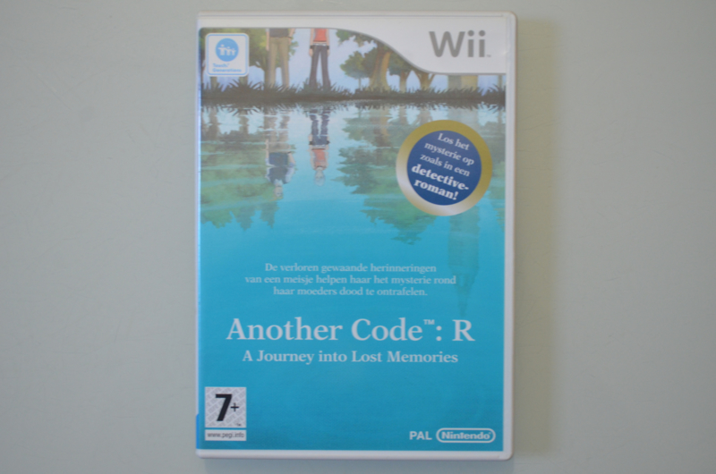 Wii Another Code: R A Journey Into Lost Memories