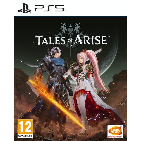 PS5 Tales of Arise + Bonus DLC [Nieuw]