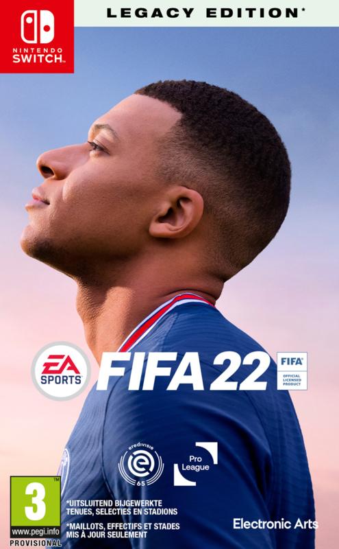 Switch Fifa 22 [Pre-Order]