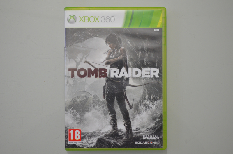 Xbox 360 Tomb Raider 2013