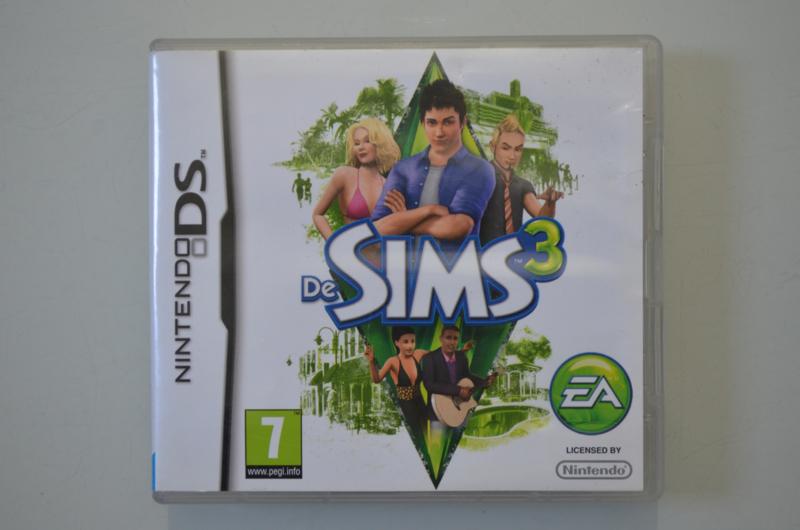 DS De Sims 3
