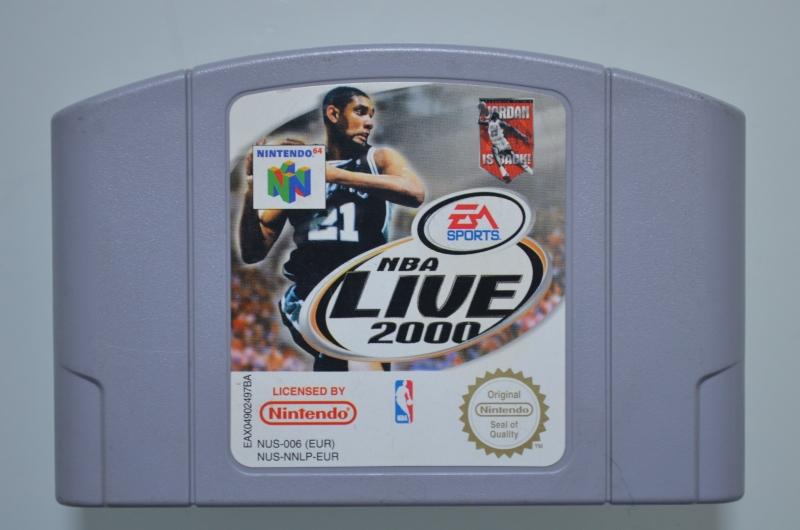 N64 NBA Live 2000