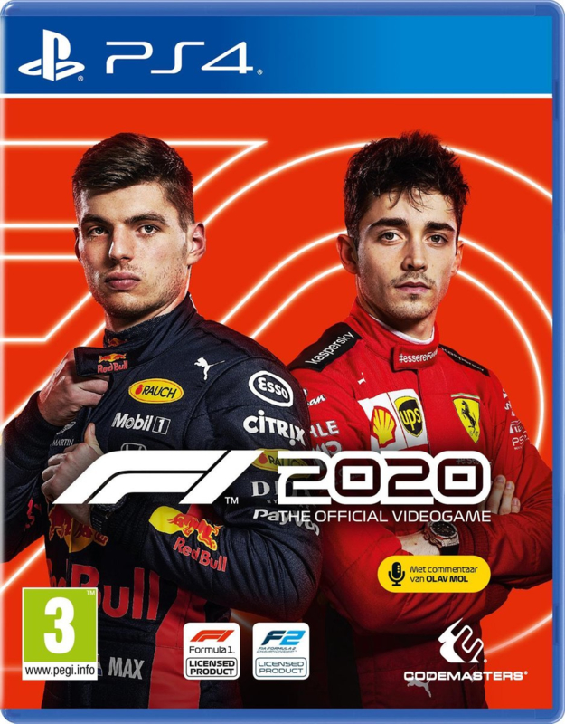Ps4 F1 2020 [Nieuw]