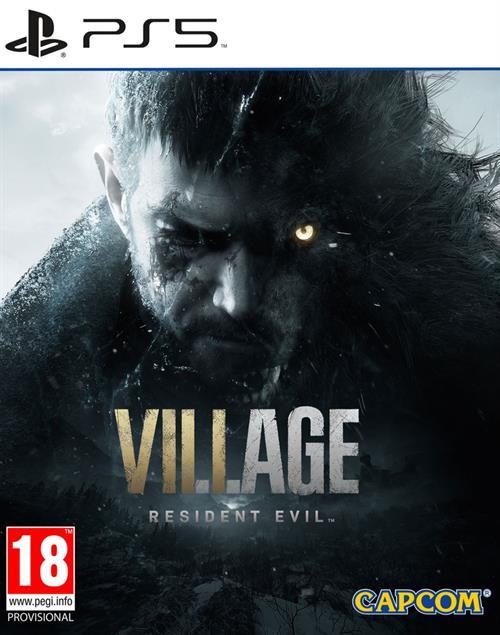 PS5 Resident Evil 8 Village [Pre-Order]
