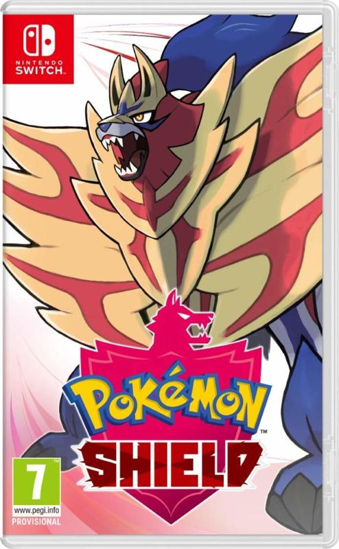 Switch Pokemon Shield [Nieuw]