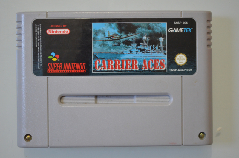 SNES Carrier Aces