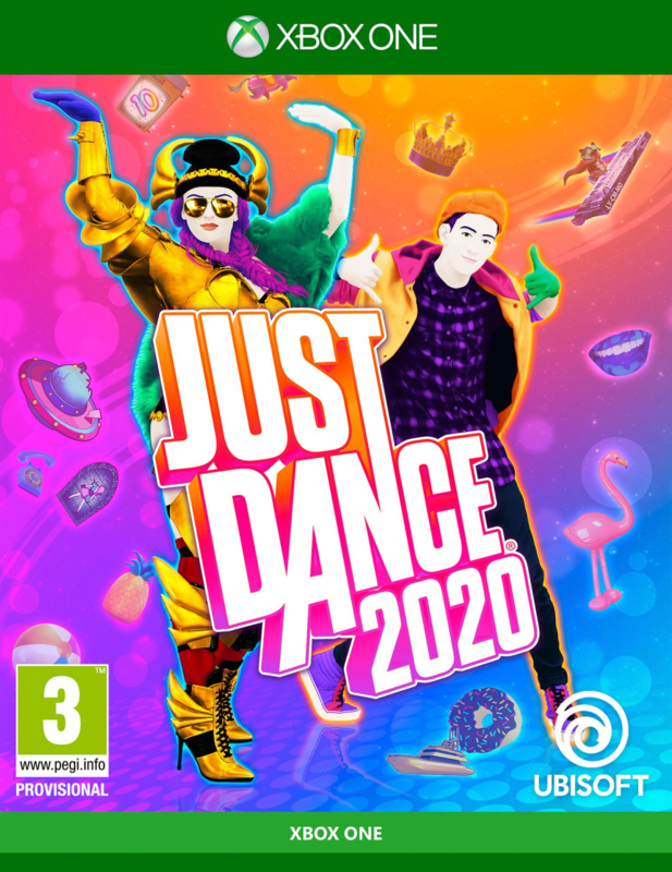 Xbox One Just Dance 2020 [Pre-Order]