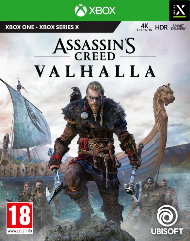 Xbox Assassins Creed Valhalla (Xbox Series) [Nieuw]