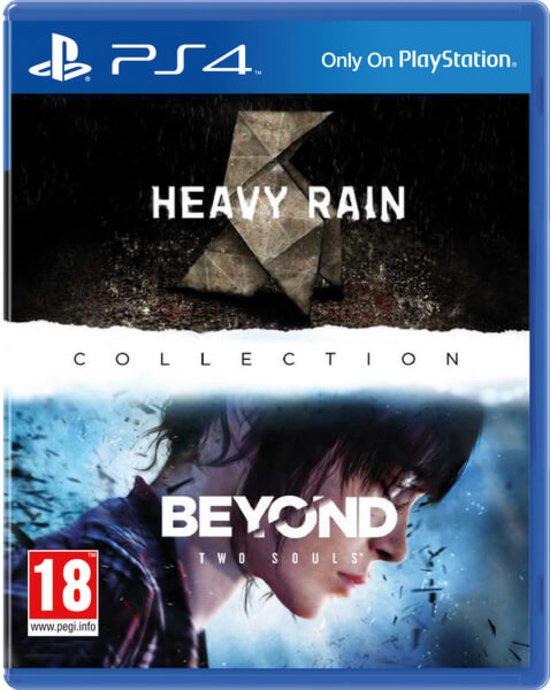 Ps4 Heavy Rain / Beyond Two Souls Double Pack [Nieuw]