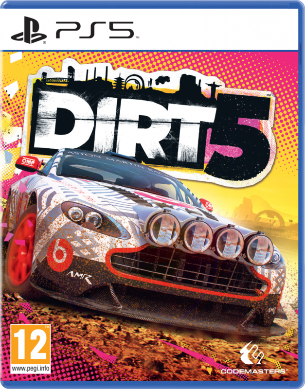 Ps5 Dirt 5 Day One Edition [Nieuw]