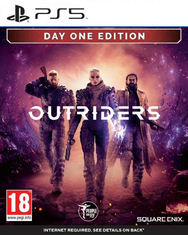 PS5 Outriders Day One Edition [Nieuw]