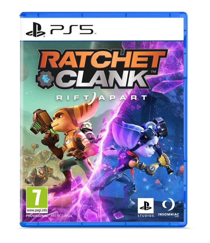 PS5 Ratchet & Clank Rift Apart + Pre-Order DLC [Nieuw]