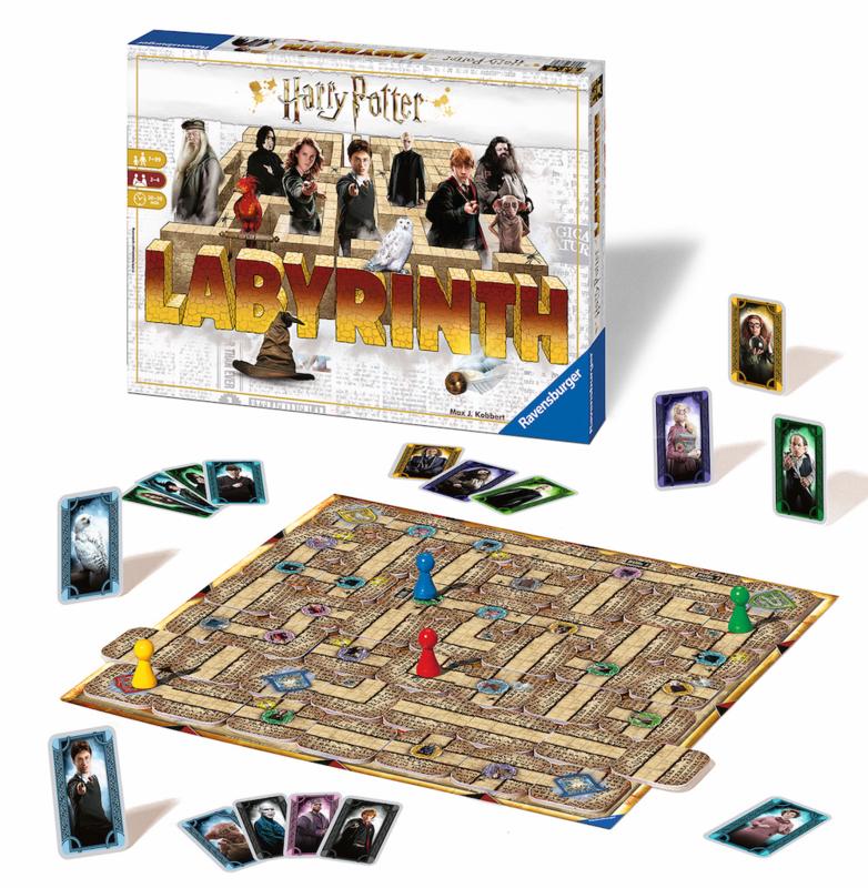 Harry Potter Labyrinth (De Betoverde Doolhof)  - Ravensburger [Nieuw]