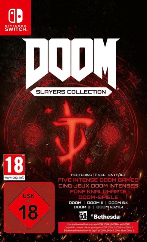 Switch Doom Slayers Collection [Nieuw]