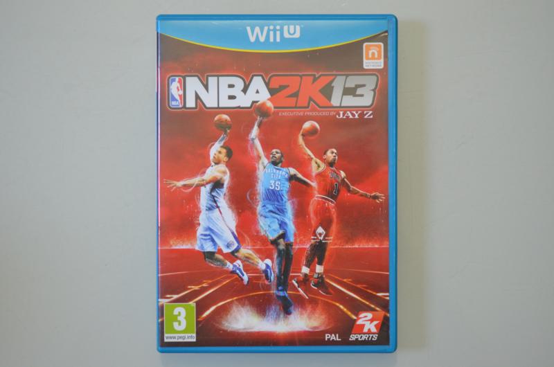 Wii U NBA 2K13