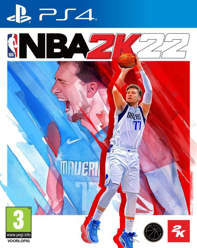 Ps4 NBA 2k22 [Nieuw]