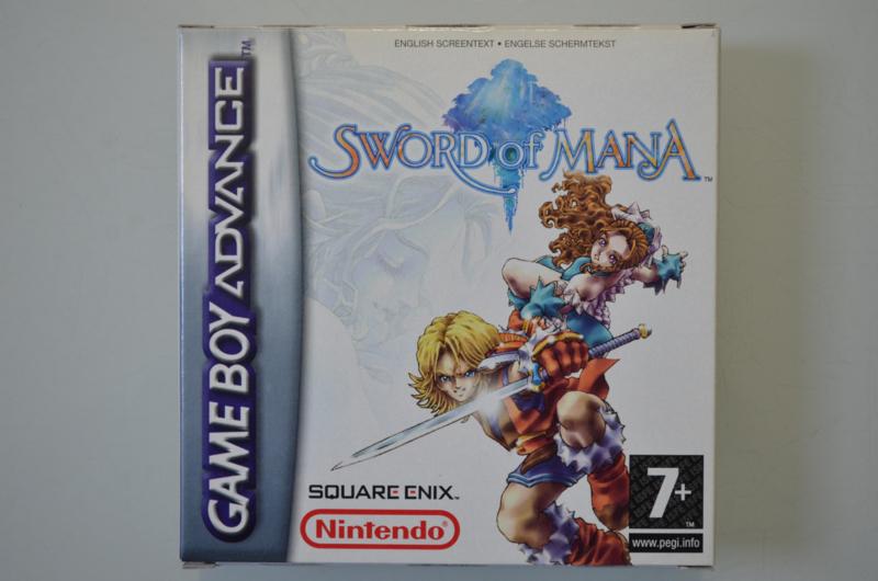 GBA Sword of Mana [Compleet]