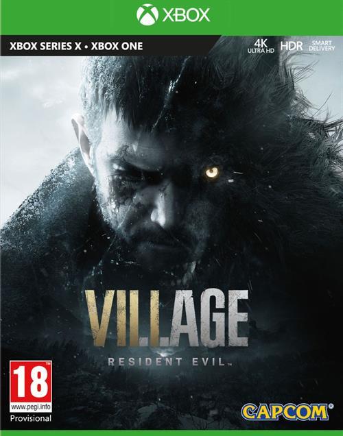 Xbox Resident Evil 8 Village (Xbox Series X) [Pre-Order]