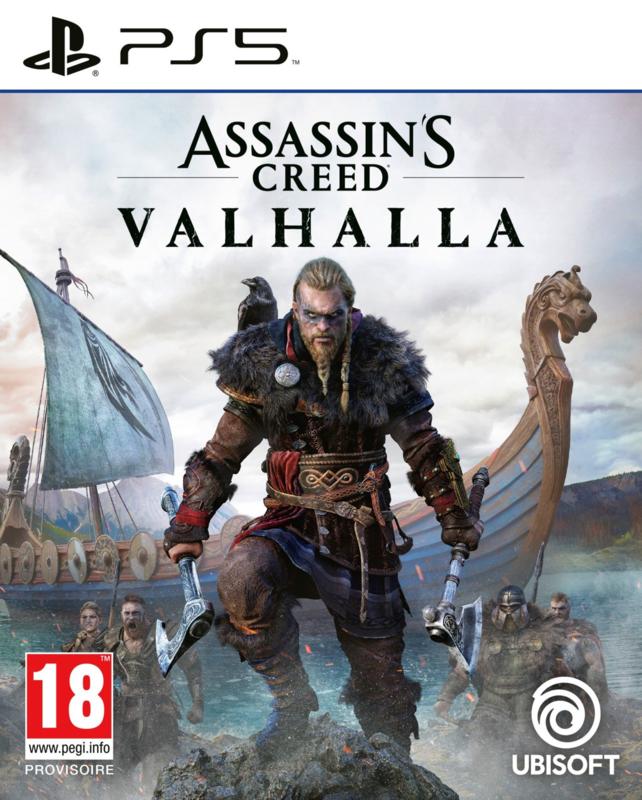 PS5 Assassins Creed Valhalla [Nieuw]