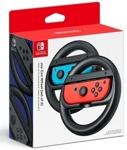 Nintendo Switch Joy-Con Stuurtjes (Set van 2) Wheel Pair - Nintendo [Nieuw]
