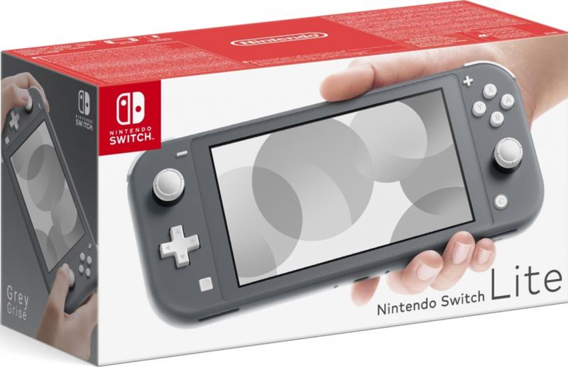 Nintendo Switch Lite Console (Grey) [Nieuw]