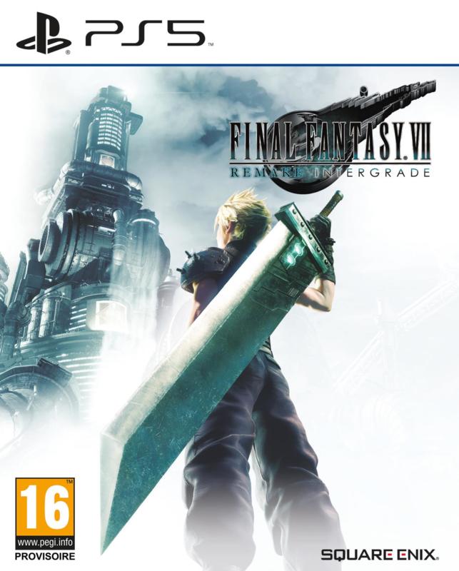 PS5 Final Fantasy VII Remake Intergrade [Nieuw]