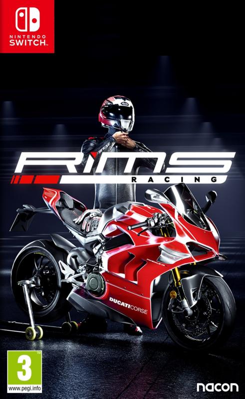 Switch Rims Racing [Nieuw]