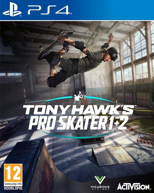 Ps4 Tony Hawk's Pro Skater 1+2 [Pre-Order]