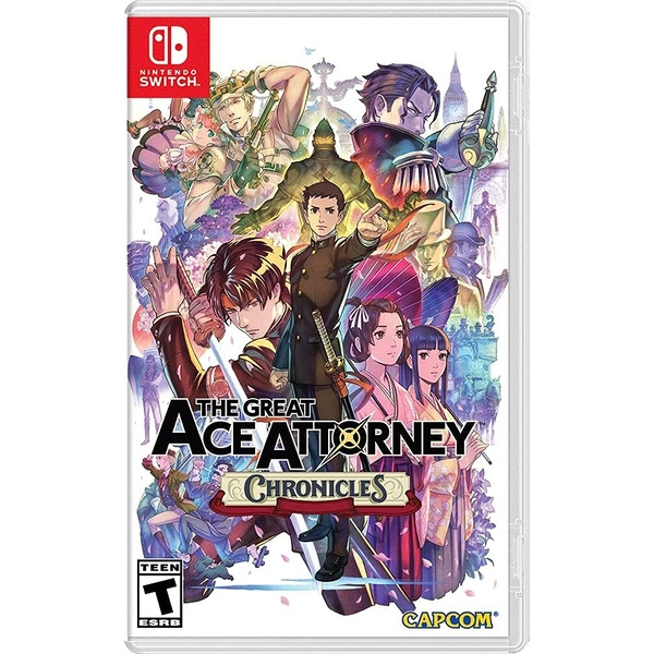 Switch The Great Ace Attorney Chronicles [Pre-Order]