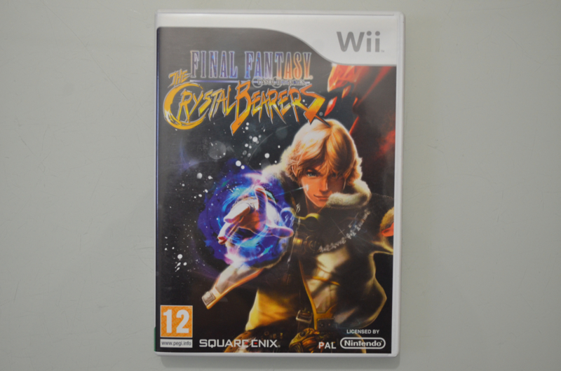 Wii Final Fantasy Crystal Chronicles The Crystal Bearers