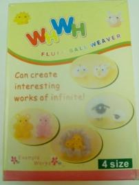Fluff Ball Weaver4 maten