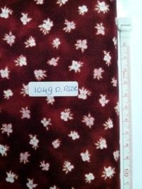 1049 Donker Rose