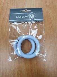 Durable ring open kleur blauw