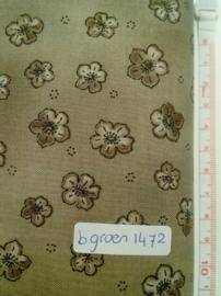 1472 Donker Groen